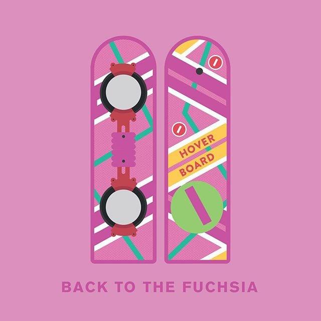 Back to the Fuchsia