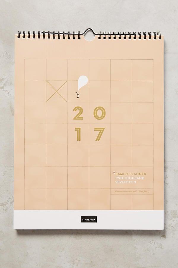 Household 2017 Planner ($28)