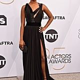 Samira Wiley at the 2019 SAG Awards