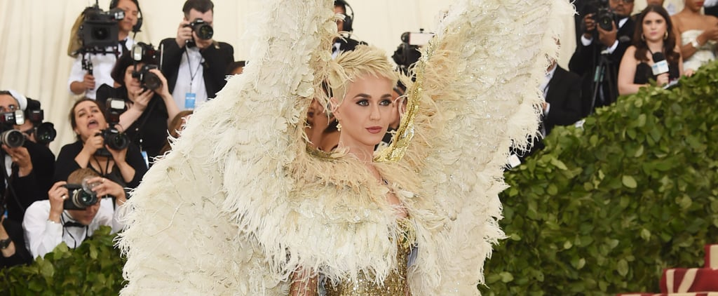 Katy Perry Met Gala Dress 2018