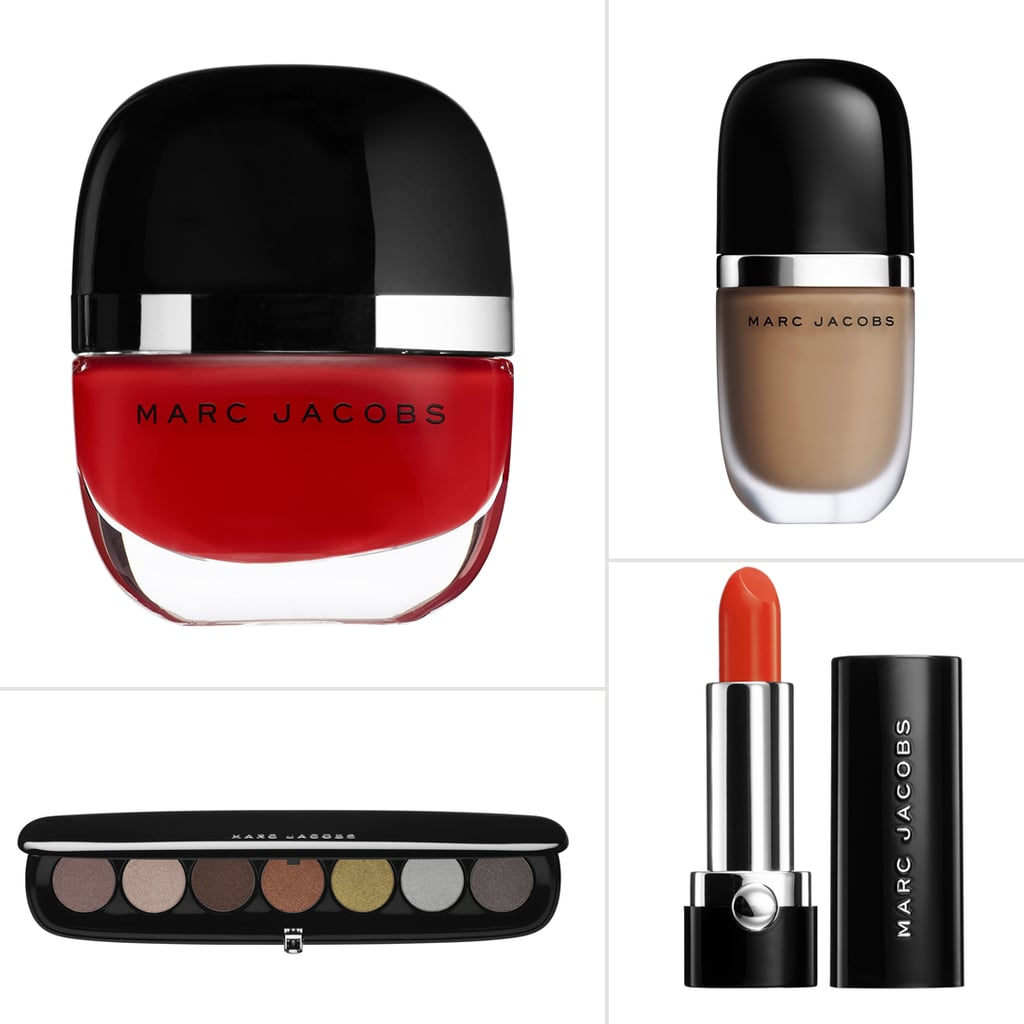 See Marc Jacobs' First Colour Collection for Sephora