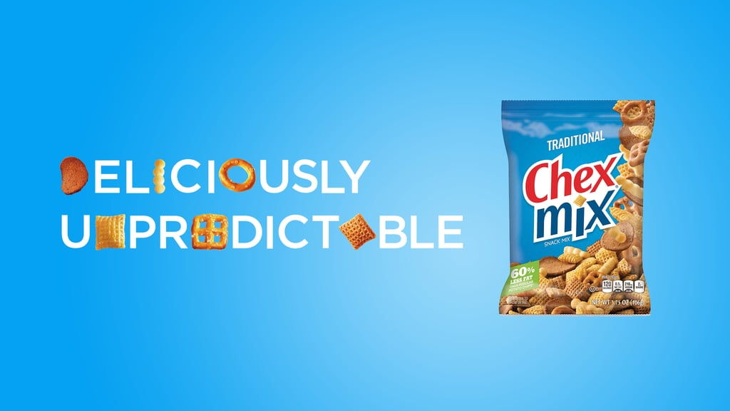 """<b>More From <a href=""""https://www.facebook.com/ChexMix"""">Chex Mix</a></b>"""