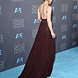 Rachel McAdams Just Debuted a New Spin on the Naked Dress