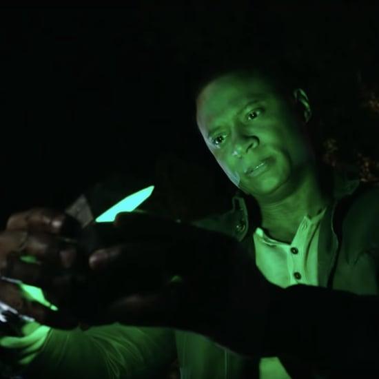 Is John Diggle on Arrow the Green Lantern?