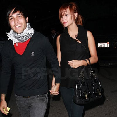Top Celebrity News Stories For the Week of May 25, 2008 — Ashlee Simpson and Pete Wentz Are Expecting Their First Child