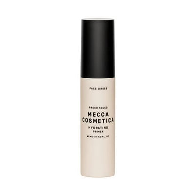 Mecca Cosmetica Fresh Faced Hydrating Primer, $40