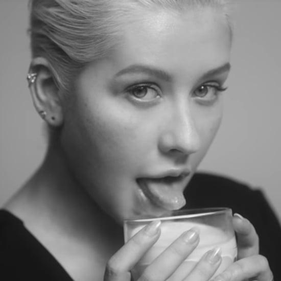 Christina Aguilera Accelerate Music Video