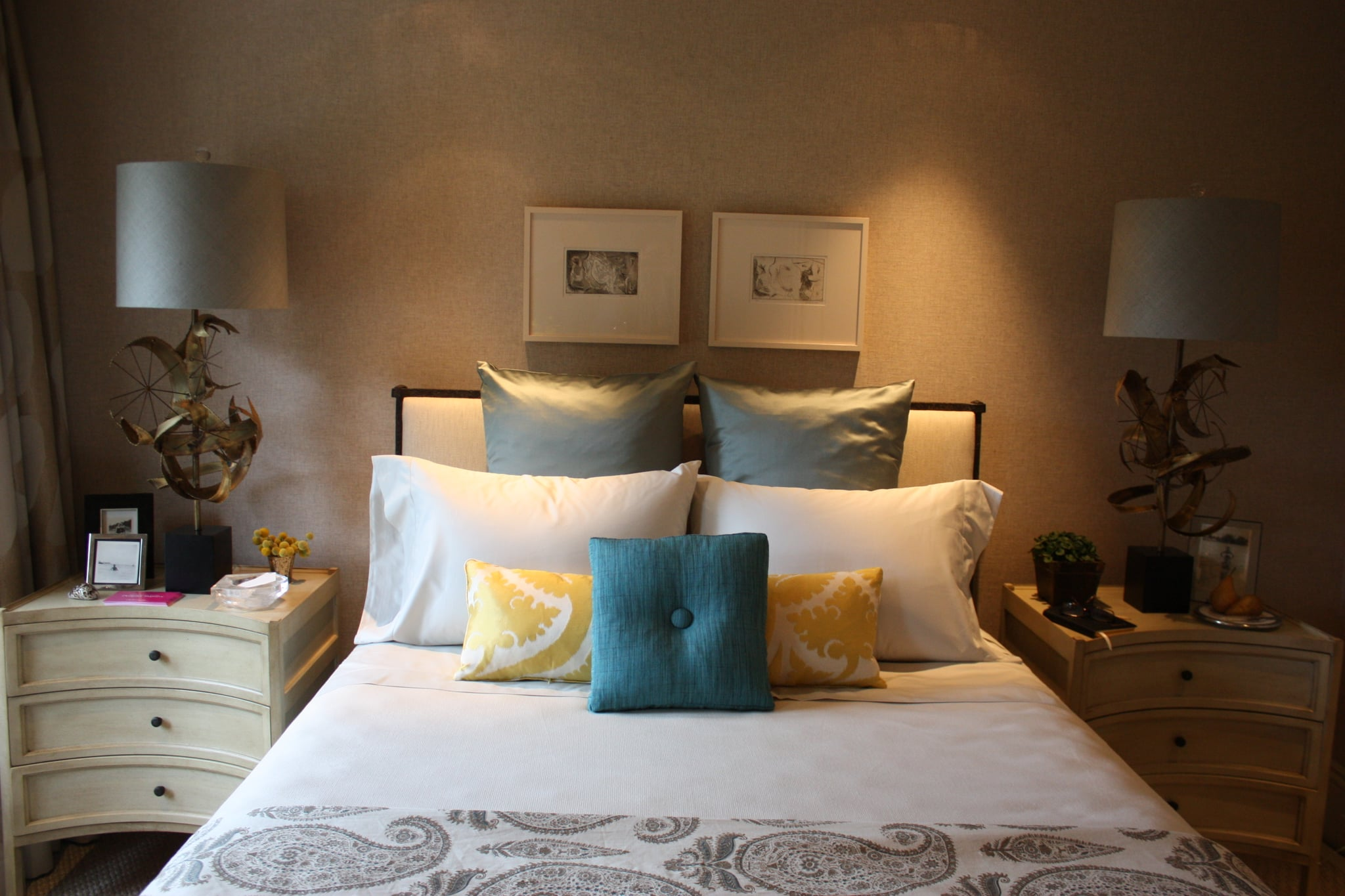 Showhouse Bedroom Ideas: Pictures Of The 2010 Elle Decor Showhouse In San Francisco