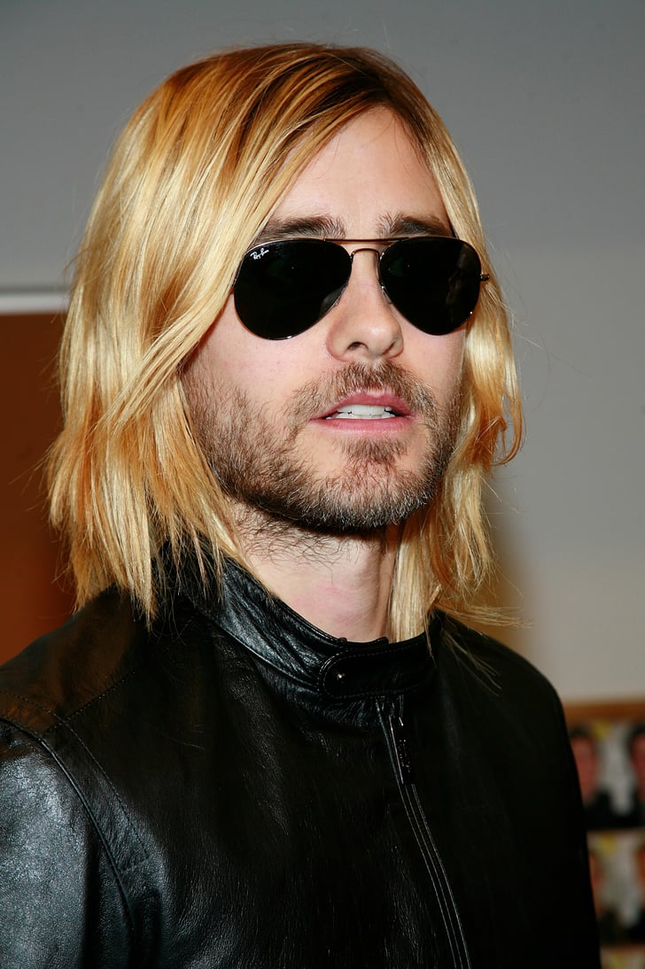 Jared Leto Male Celebrities Who Have Long Hair