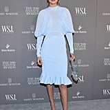 Gigi Hadid in Burberry at the WSJ. Magazine 2019 Innovator Awards