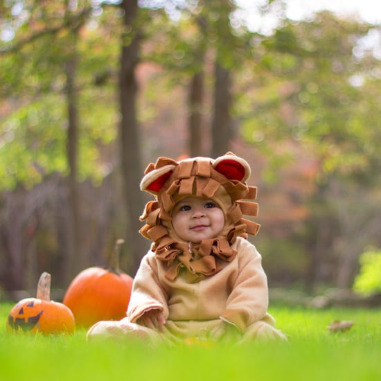 Taking a Baby Trick-or-Treating