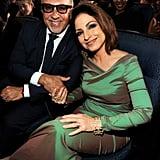 Gloria Estefan on Husband Emilio