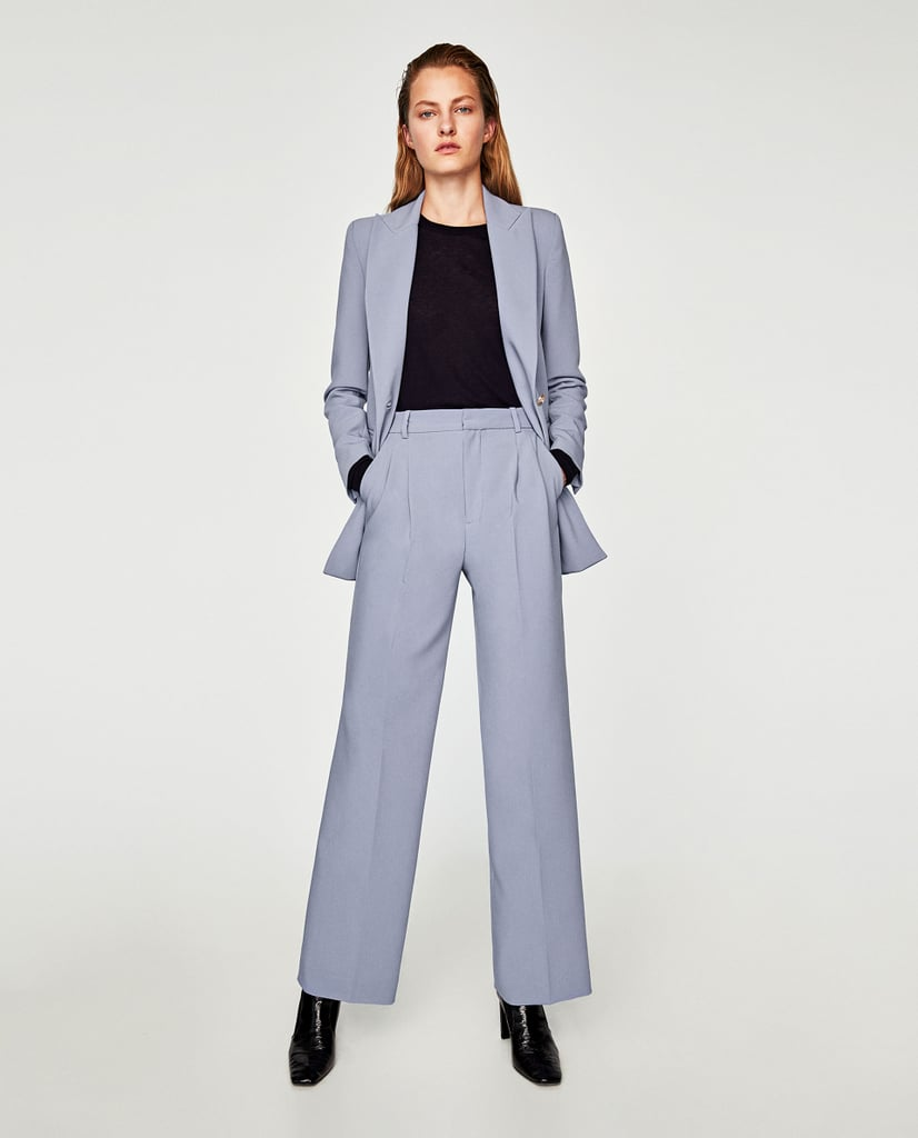 Zara Coat and Trousers