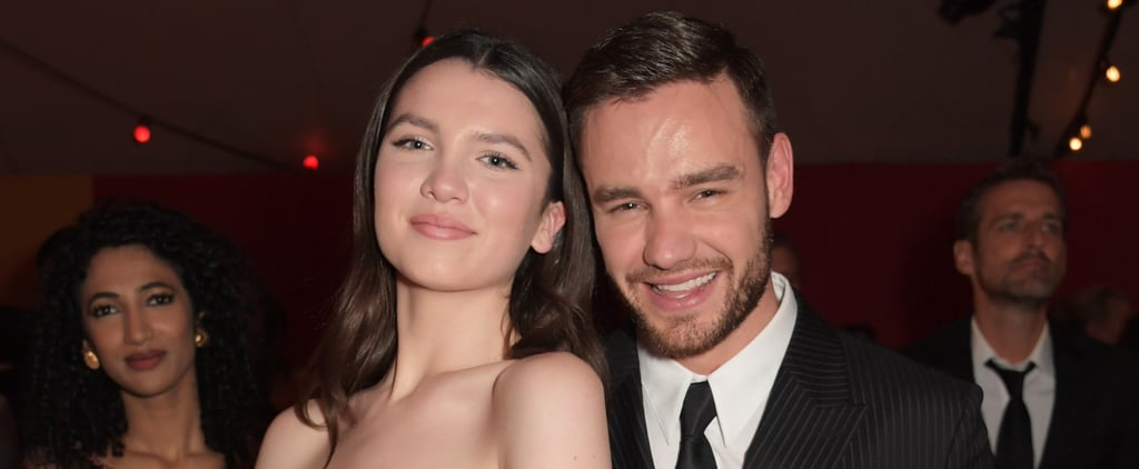 Liam Payne and Maya Henry's Cutest Pictures