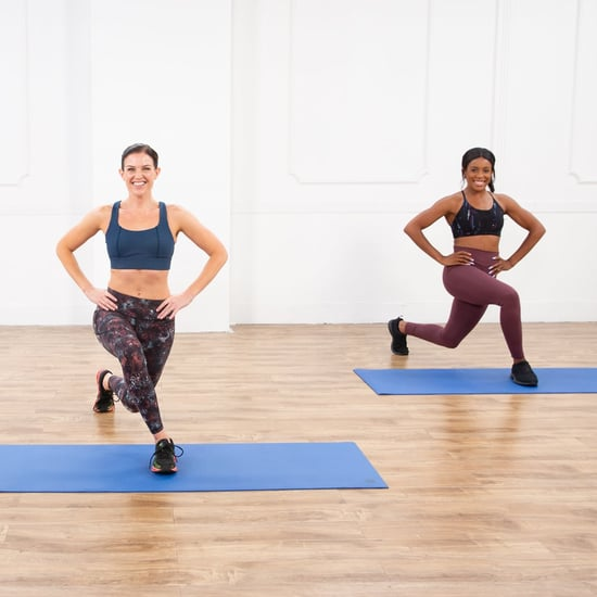 Live Workouts on POPSUGAR Fitness's Instagram, Week of 8/10