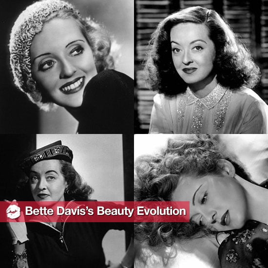 Bette Davis's Beauty Evolution