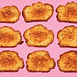 Dorie Greenspan's Parmesan Toasts