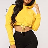 Crop It Like It's Hot Hoodie