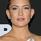 Kate Hudson With a Shaved Head