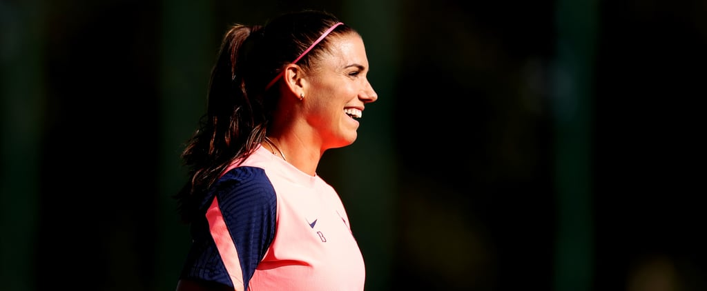 Alex Morgan on Pregnancy and Playing For Tottenham