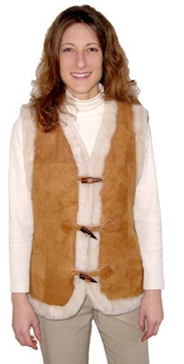 Ladies Shealing Vests from VillageShop.com $249.99
