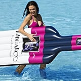 Coconut Float's Bottle of Wine Pool Raft