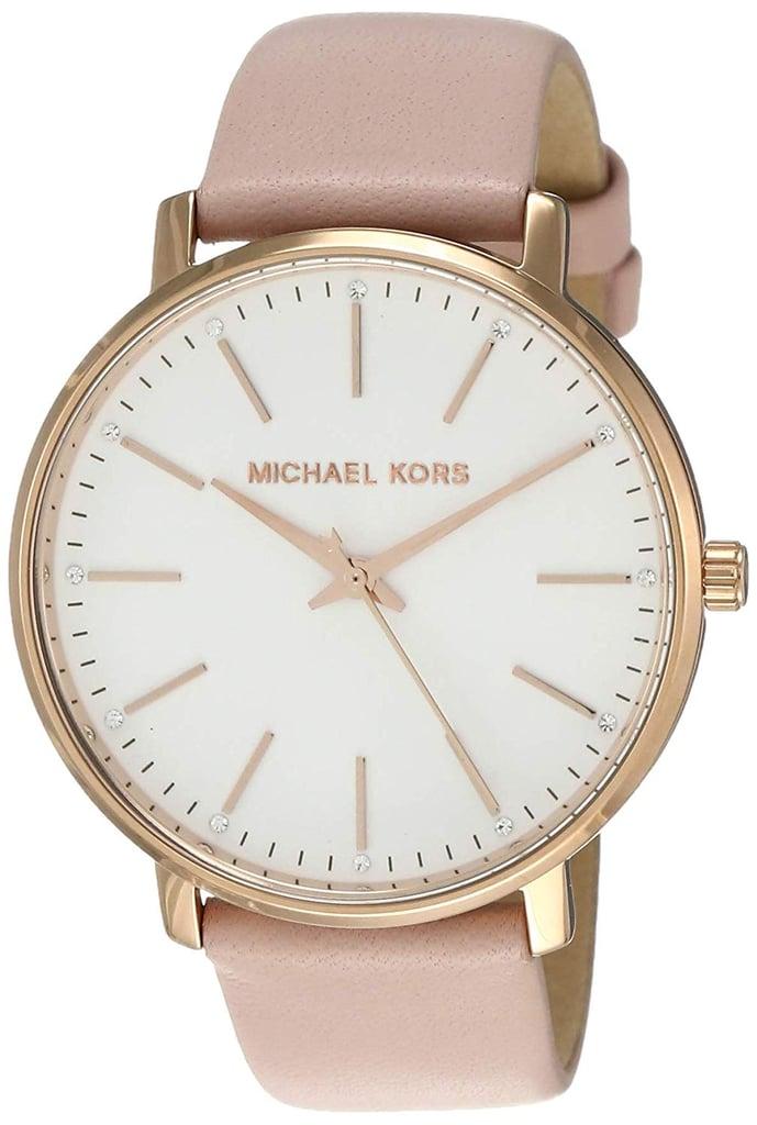 Michael Kors Stainless Steel Quartz Watch