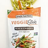 Snack Factory Veggie Sticks Peas & Carrots
