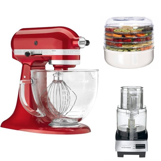 Need It or Leave It? Kitchen Appliance Staples