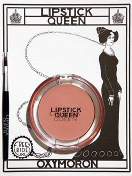 Makeup Review: Oxymoron Lip Gloss by Lipstick Queen