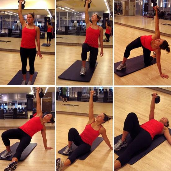 Exercise Kettlebell Figure Eight: Kettlebell Exercises For Weight Loss
