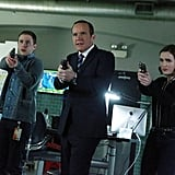 8. Daisy and Coulson's team will be called the Secret Warriors.
