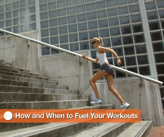 What to Eat and When Before Working Out or Running