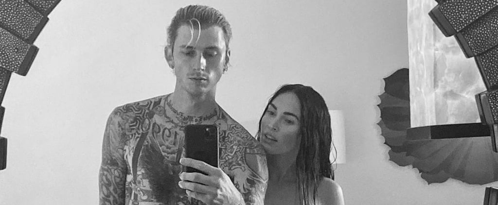 Megan Fox Quotes About Machine Gun Kelly Romance in Nylon