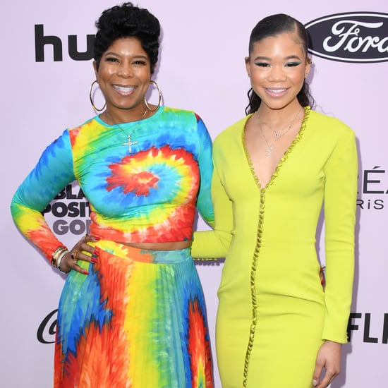 Storm Reid's Mom Threw Her a Surprise 18th Birthday Party