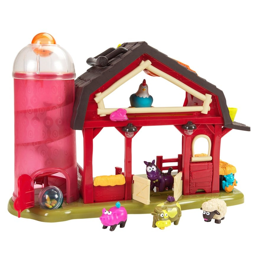 B. Baa-Baa-Barn Farm House