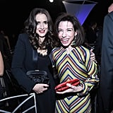 Pictured: Winona Ryder and Sally Hawkins