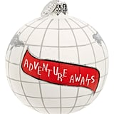 Nordstrom at Home Travel Handblown Glass Ball Ornament
