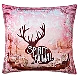 Spirit Animal Gypsy Pillow