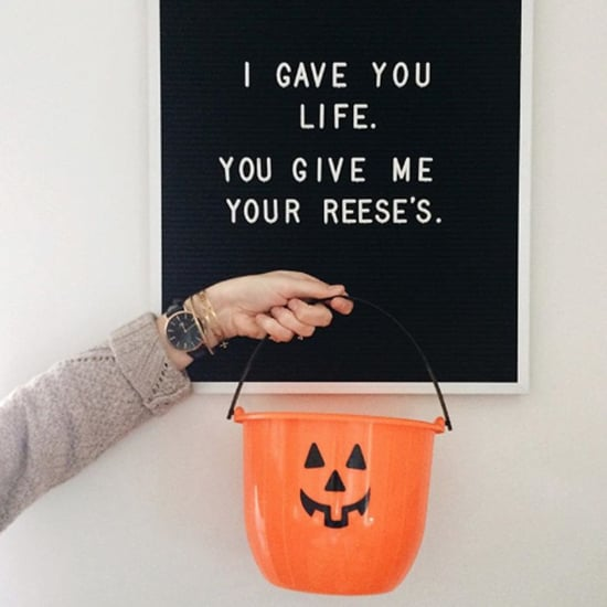 Halloween Letter Board Ideas