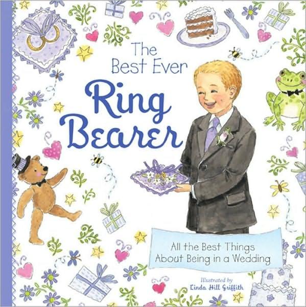 The Best Ever Ring Bearer