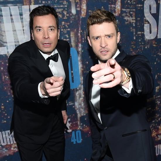 Jimmy Fallon and Justin Timberlake Friendship Moments