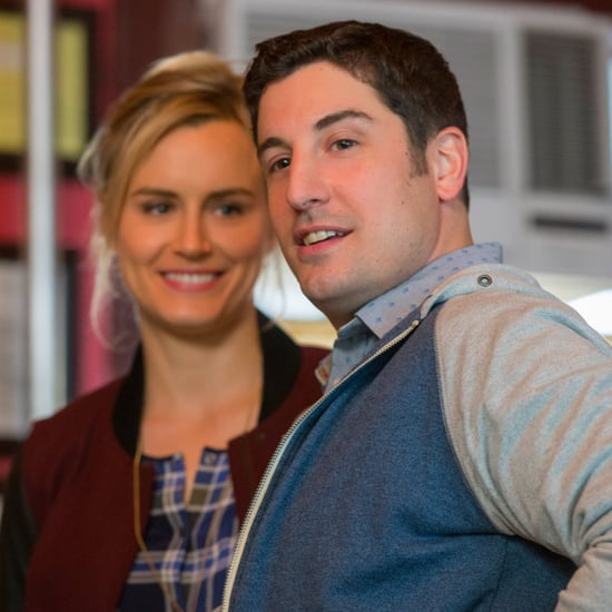 Deborah Rush and Jason Biggs in Orange Is the New Black