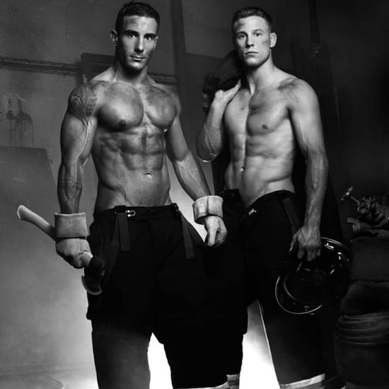 Sexy French Firefighters Strip Down For 2016 Calendar