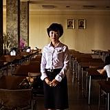In a Library in Pyongyang