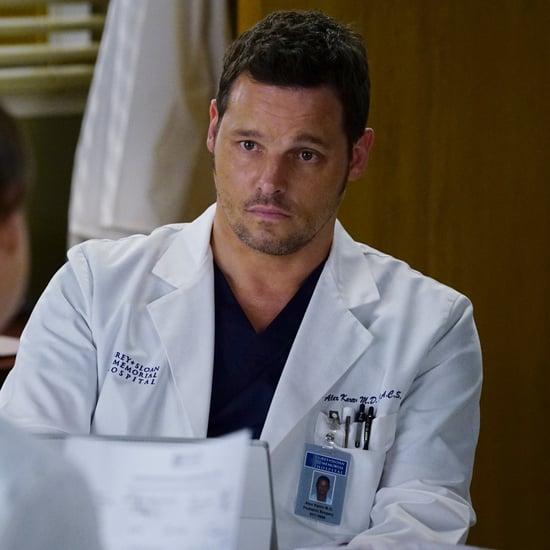 Who Plays Alex's Mom on Grey's Anatomy?
