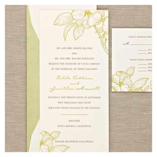 The How-To Lounge: Sending Wedding Invitations