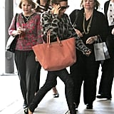 Victoria Beckham at Neiman Marcus in Dallas