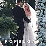 Tara Lipinski Wedding Pictures