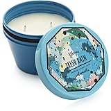 Fresh Rain Scented Citronella Candle ($25)